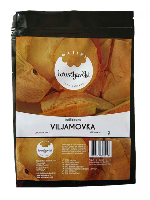 Viljamovka - vrečka